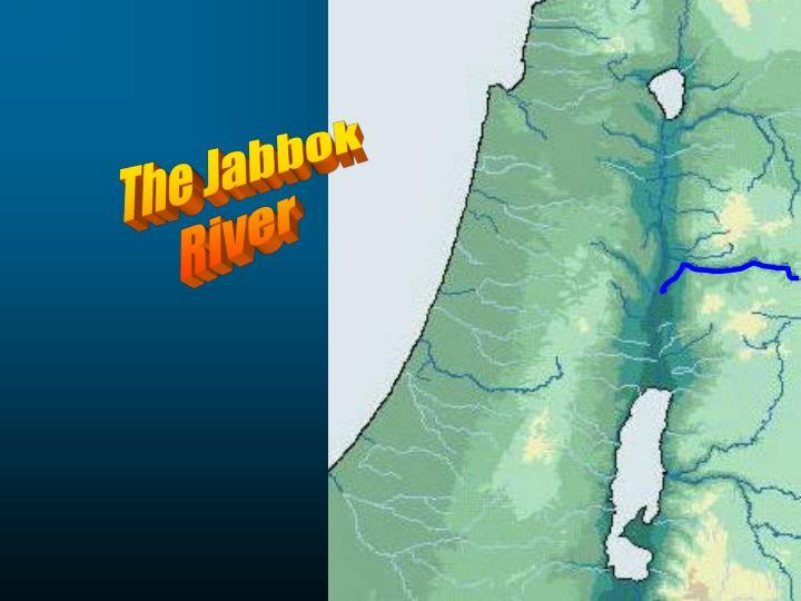 The Jabbok