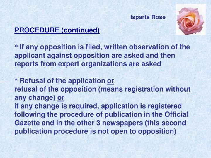 Isparta Rose