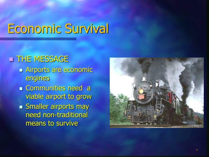 Economic Survival