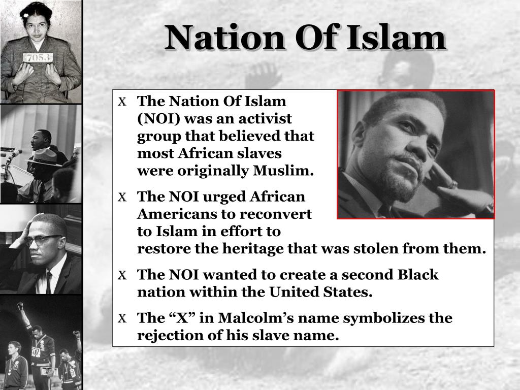Nation Of Islam