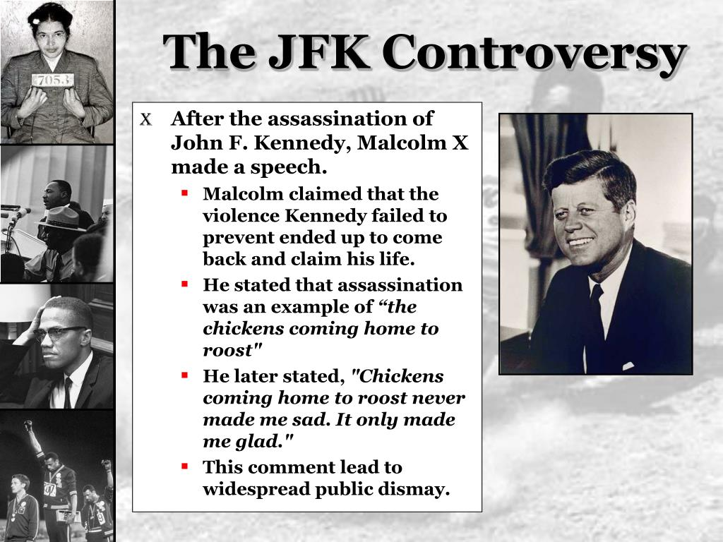 The JFK Controversy