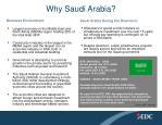 why saudi arabia