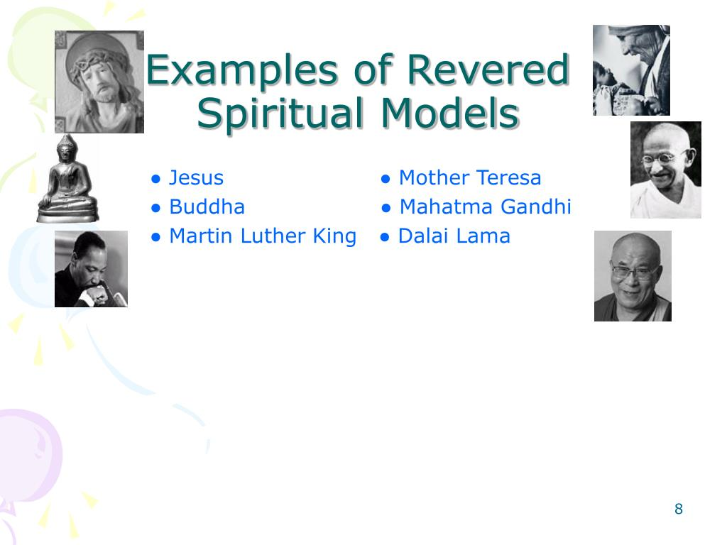 Examples of Revered