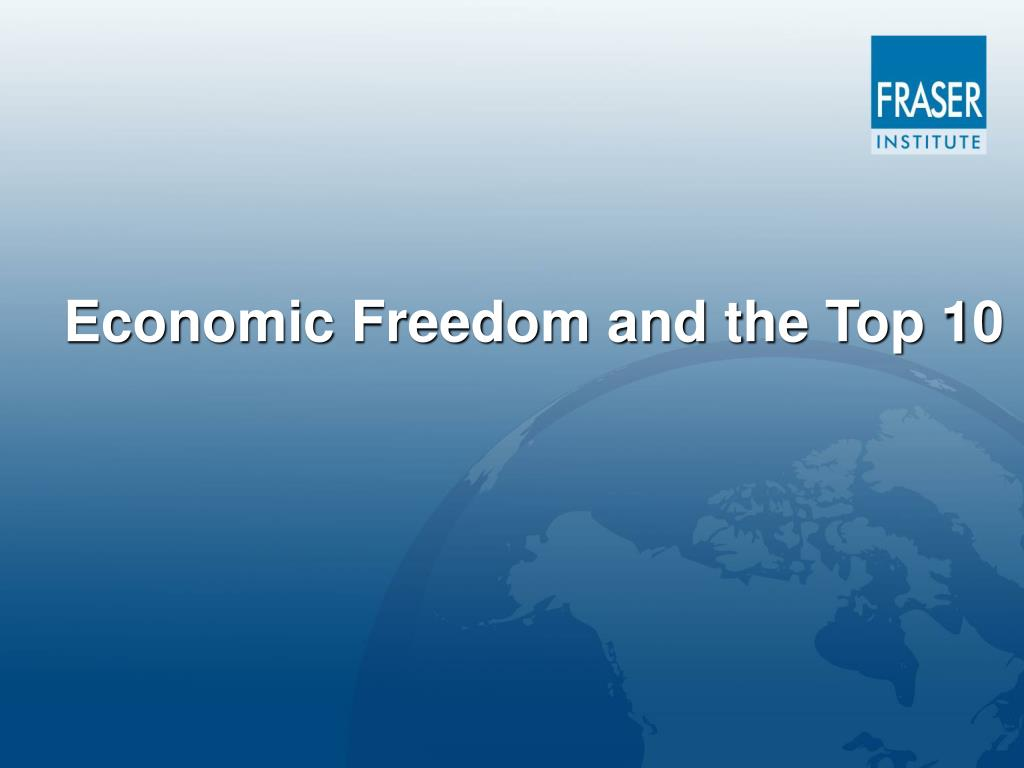 Economic Freedom and the Top 10