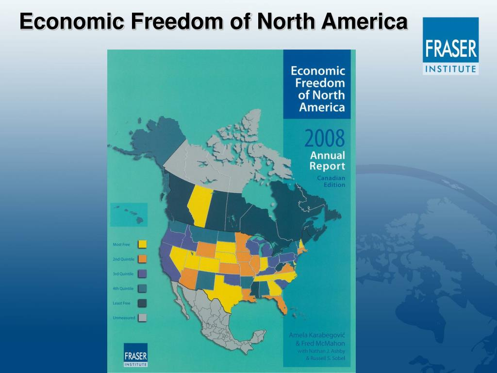 Economic Freedom of North America