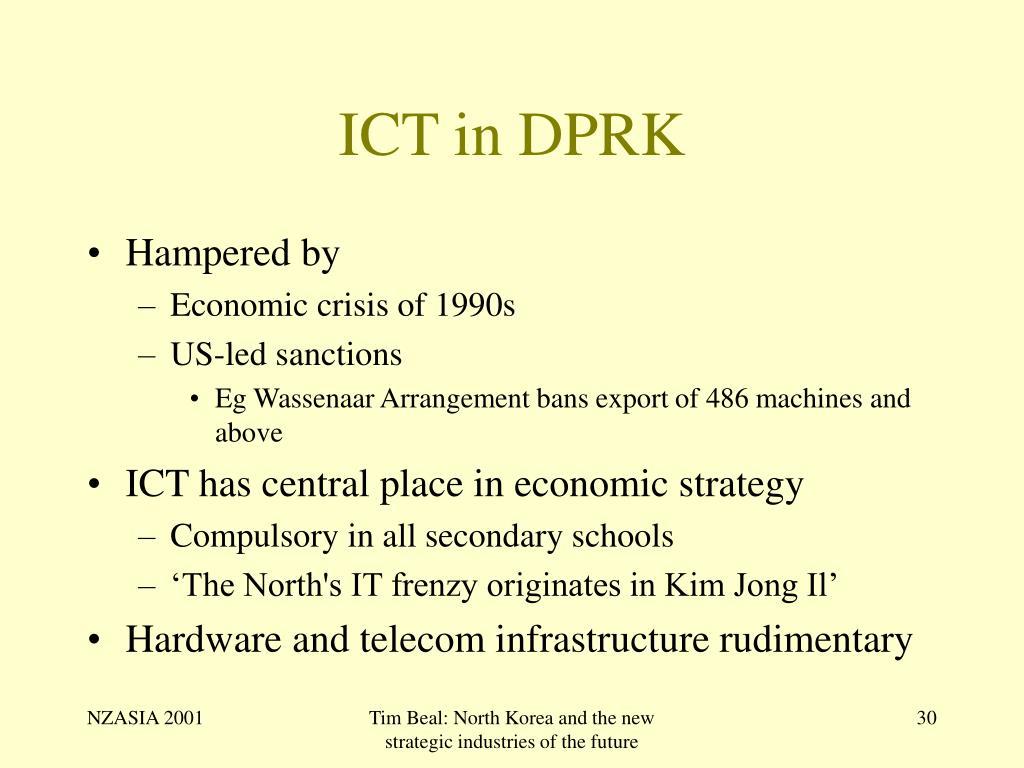 ICT in DPRK