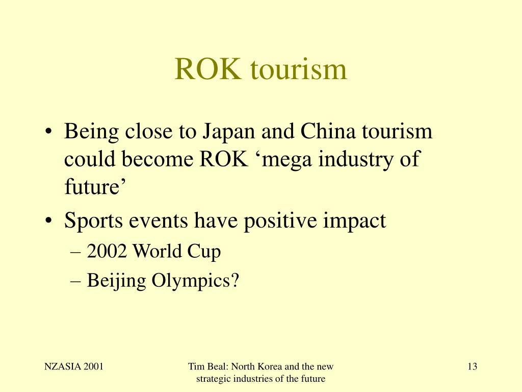 ROK tourism