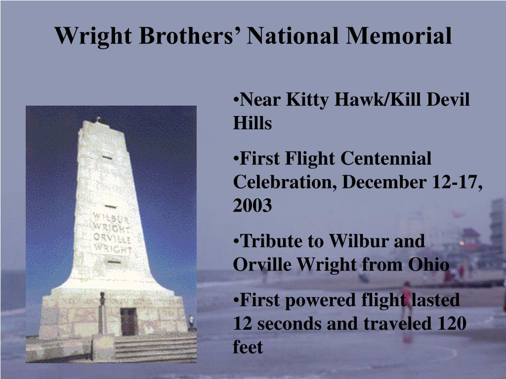 Wright Brothers' National Memorial