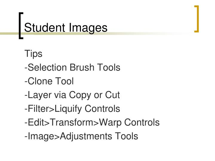Student Images