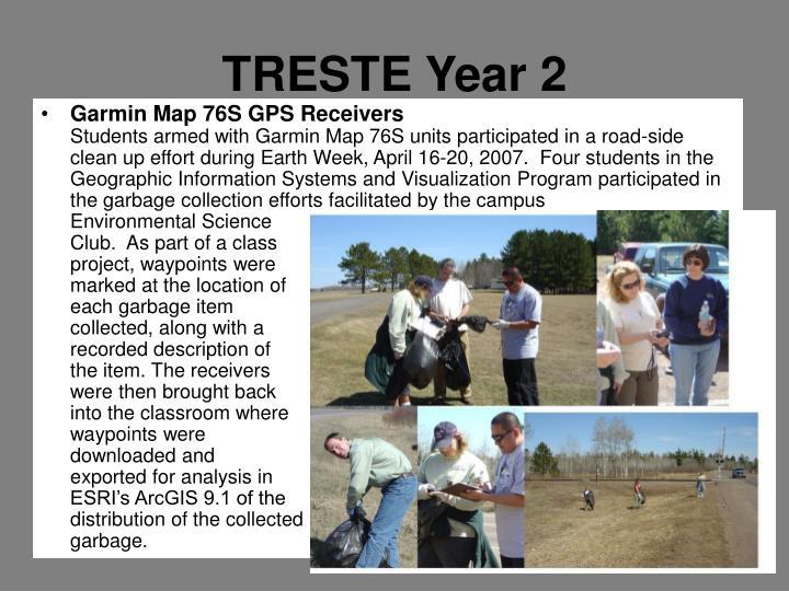 Garmin Map 76S GPS Receivers