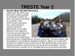 treste year 22