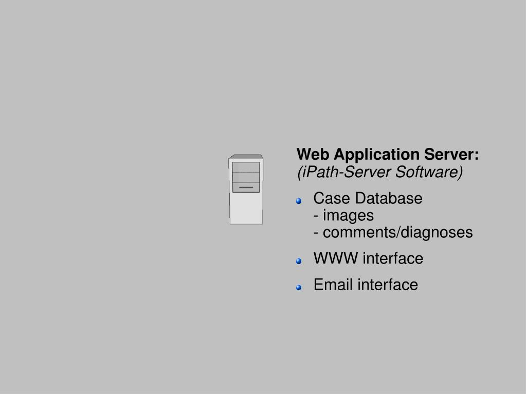 Web Application Server: