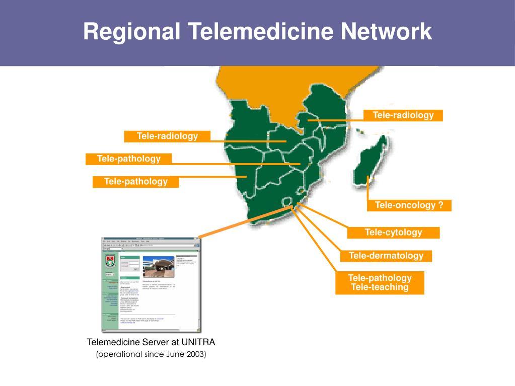 Regional Telemedicine Network