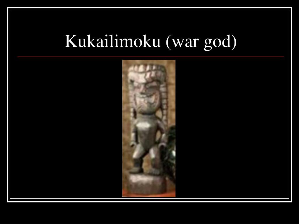 Kukailimoku (war god)