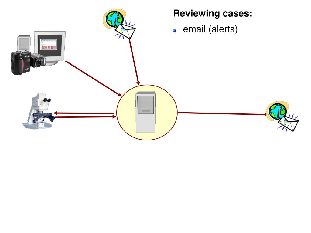 Reviewing cases: