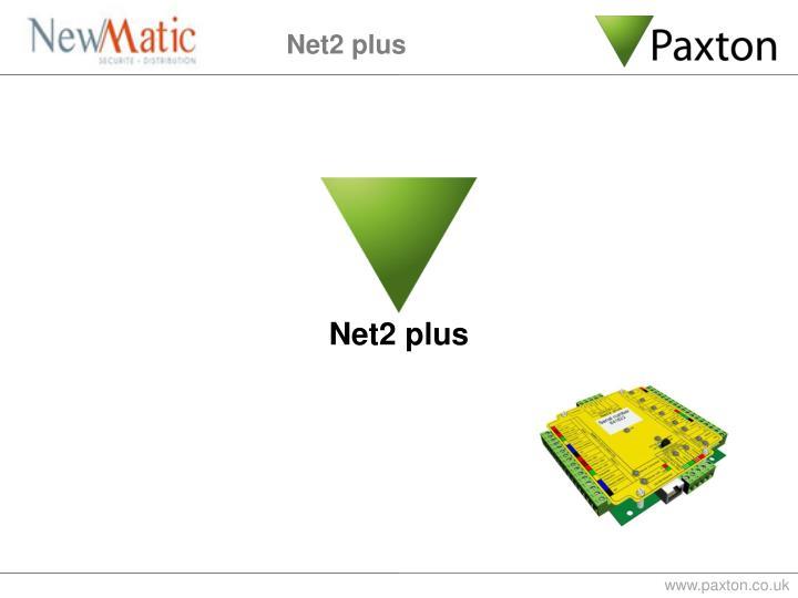 Net2 plus