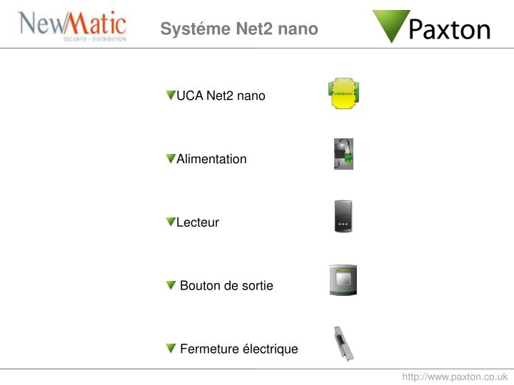 UCA Net2 nano