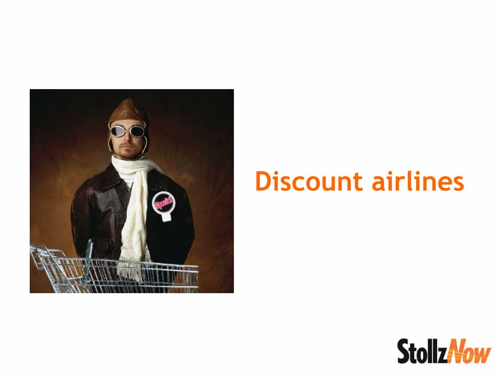 Discount airlines