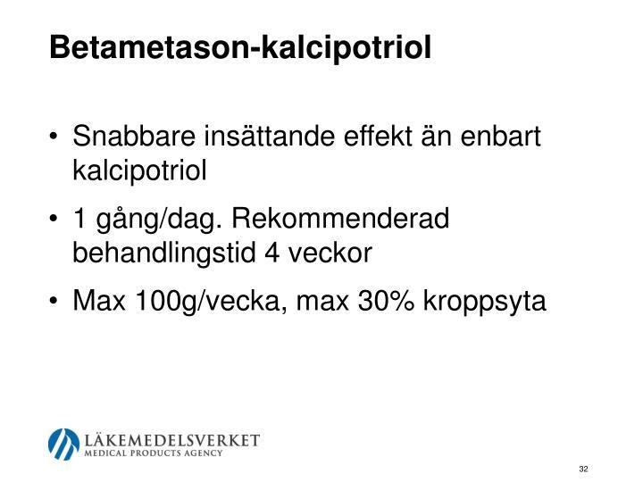 Betametason-kalcipotriol