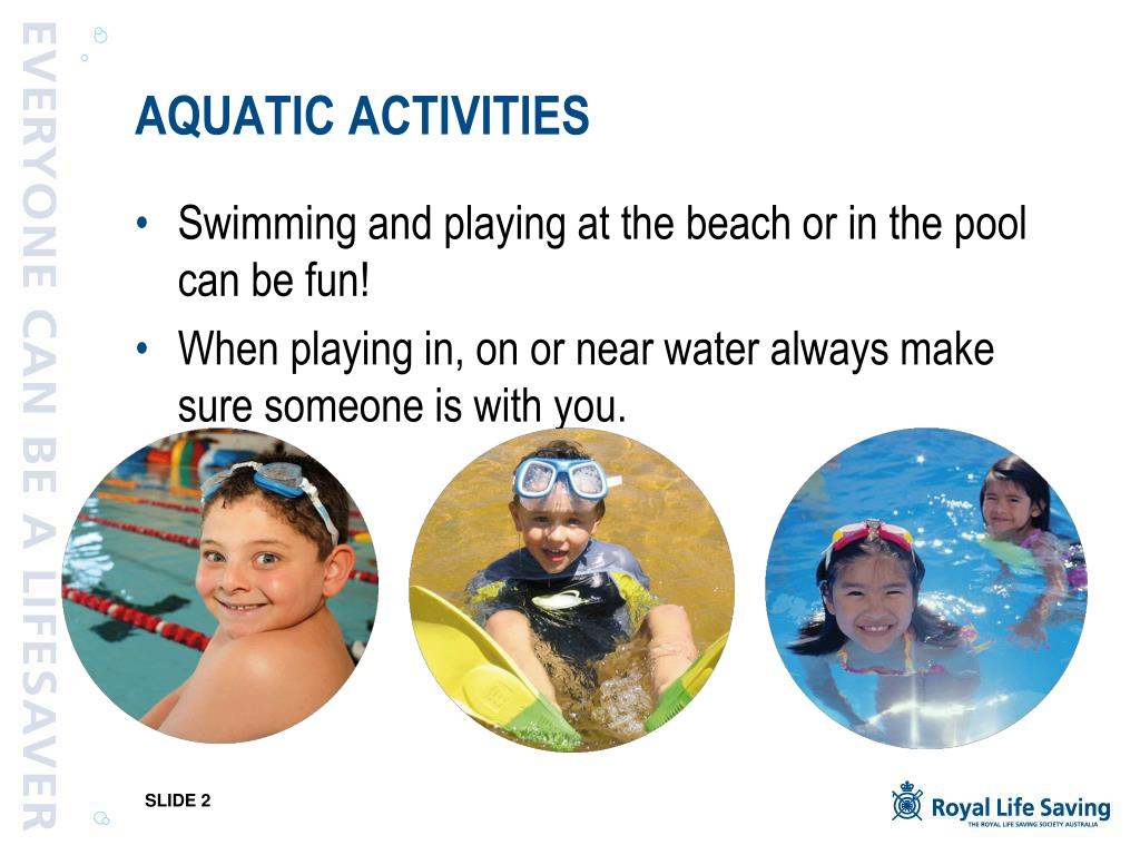 AQUATIC ACTIVITIES
