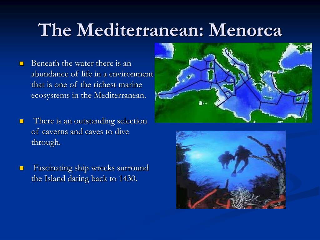The Mediterranean: Menorca