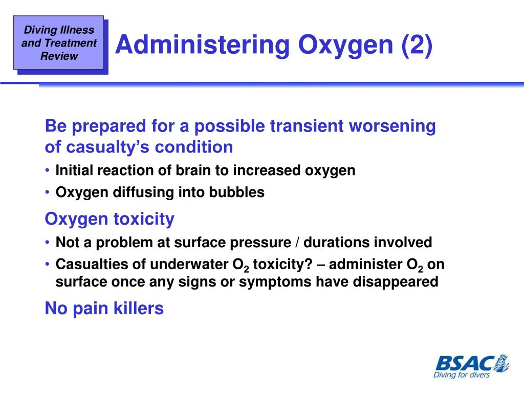 Administering Oxygen (2)