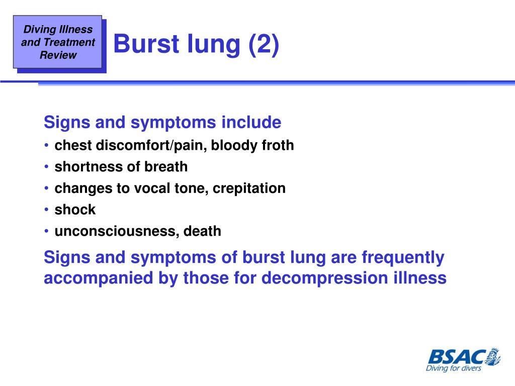 Burst lung (2)
