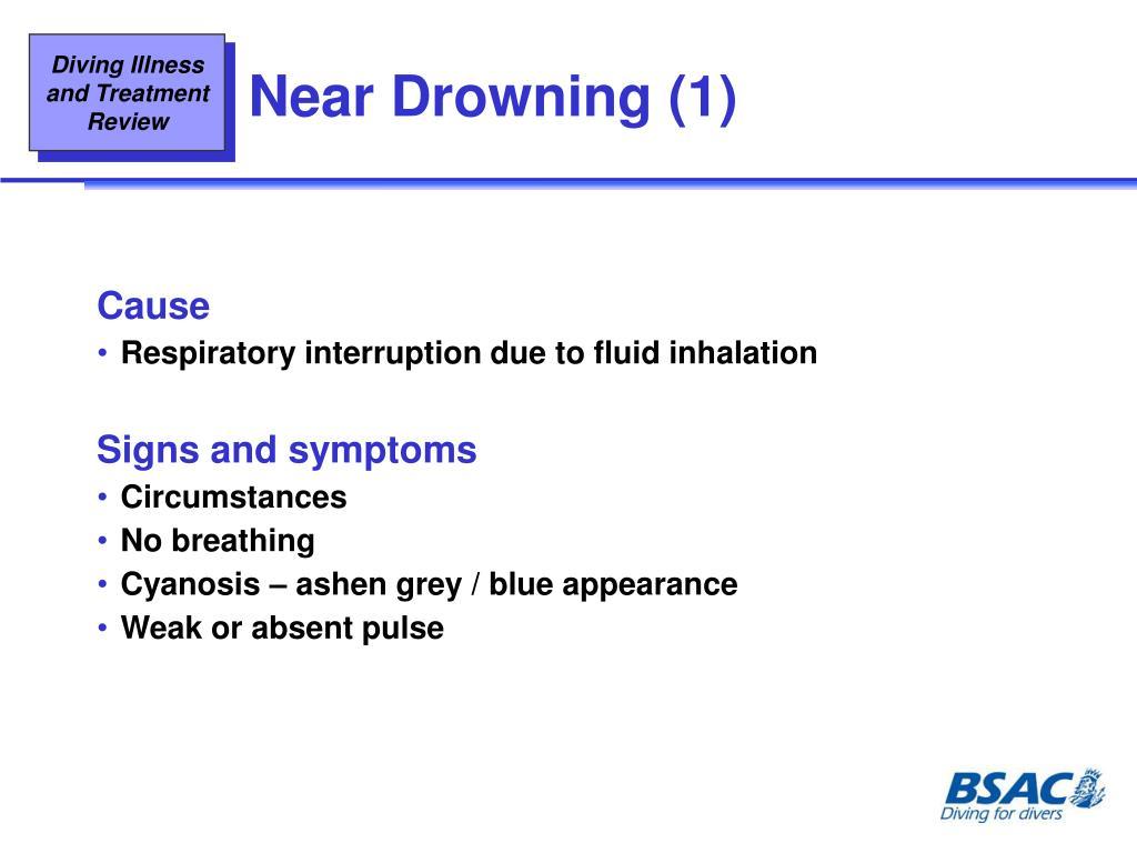 Near Drowning (1)
