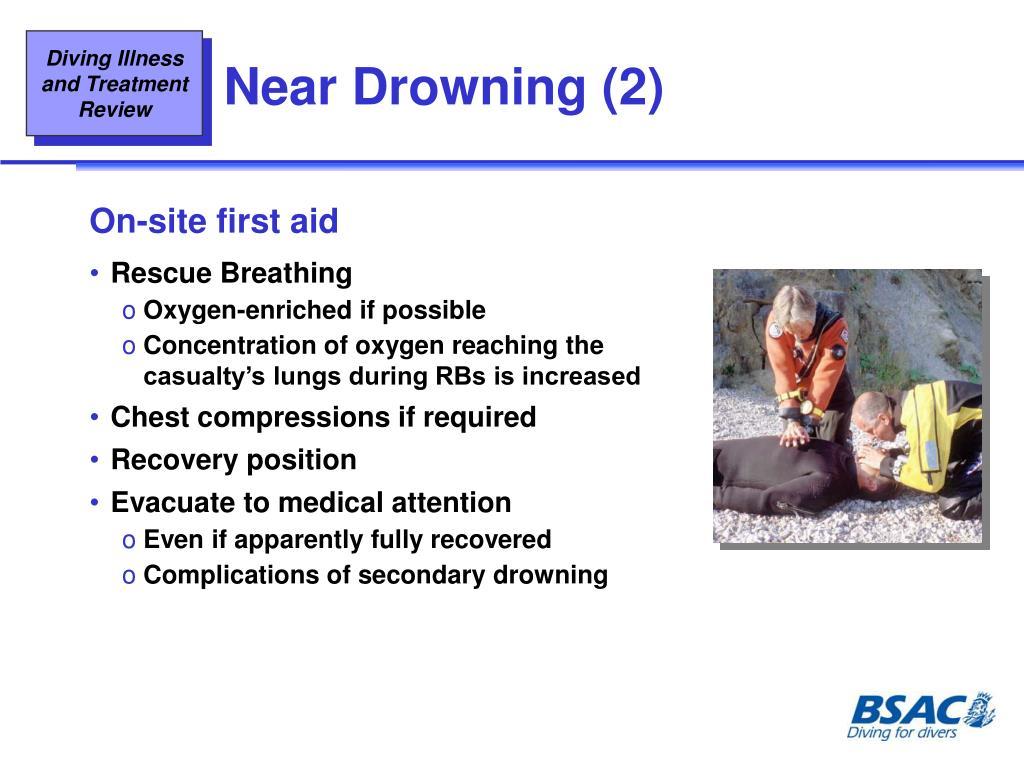 Near Drowning (2)