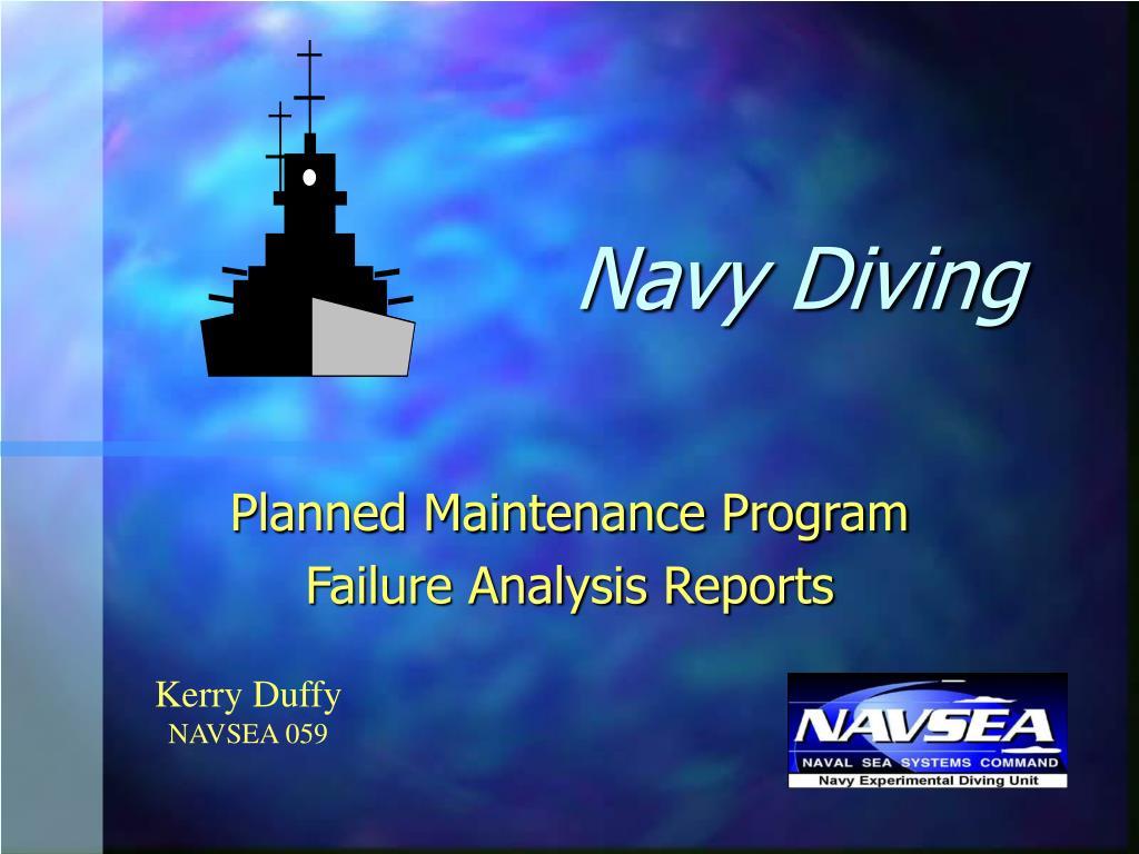 Navy Diving