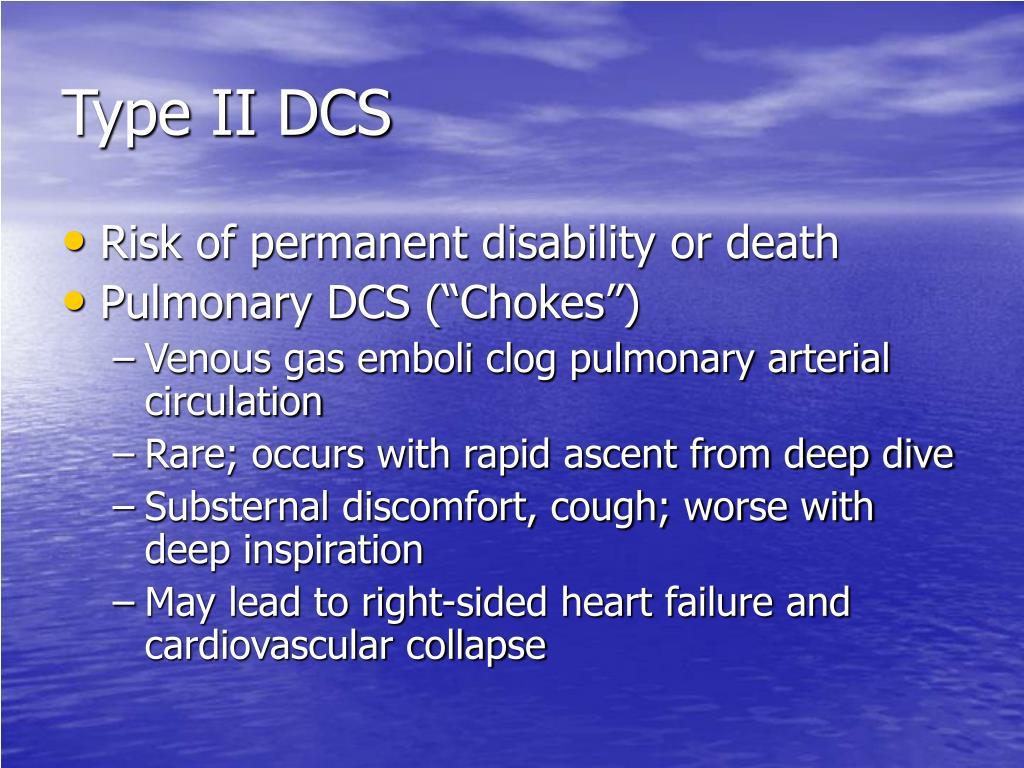 Type II DCS