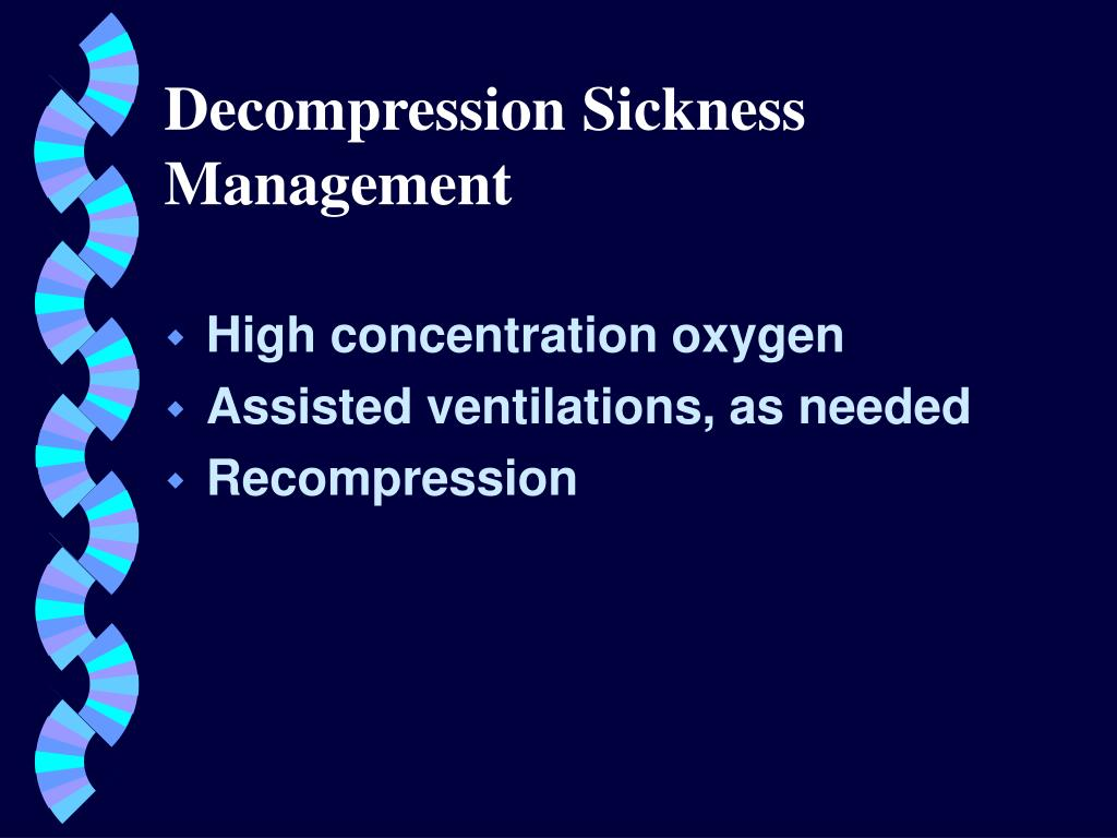 High concentration oxygen