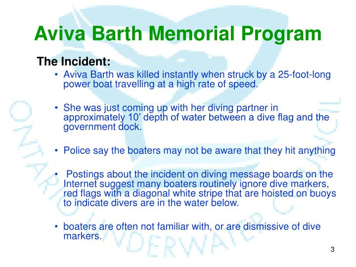 Aviva barth memorial program3
