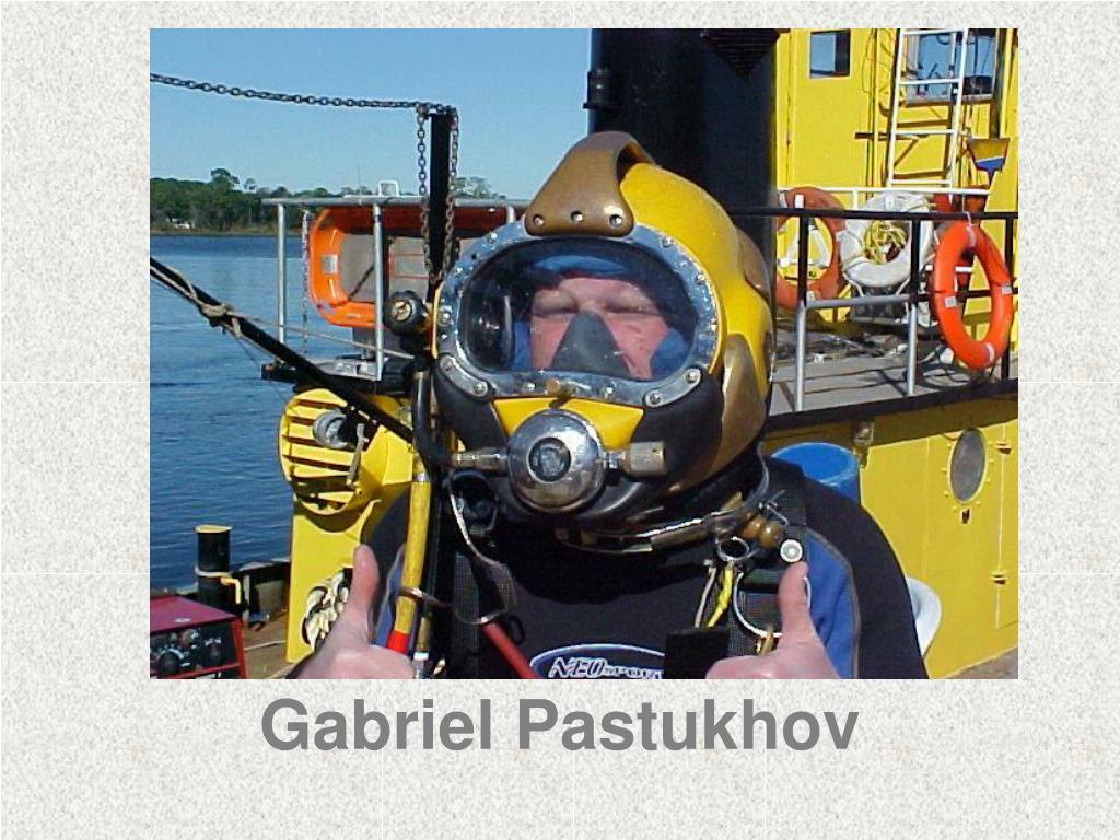 Gabriel Pastukhov