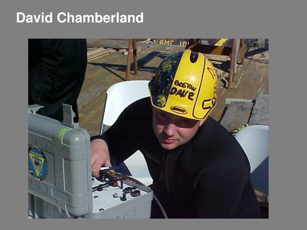 David Chamberland
