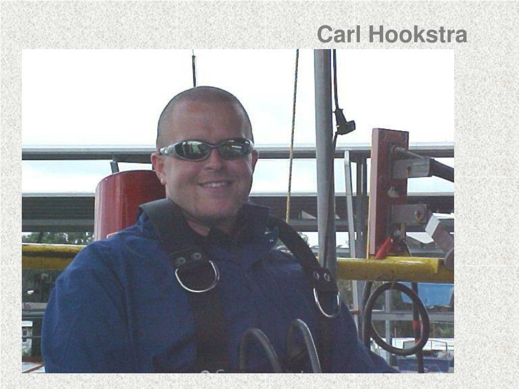 Carl Hookstra