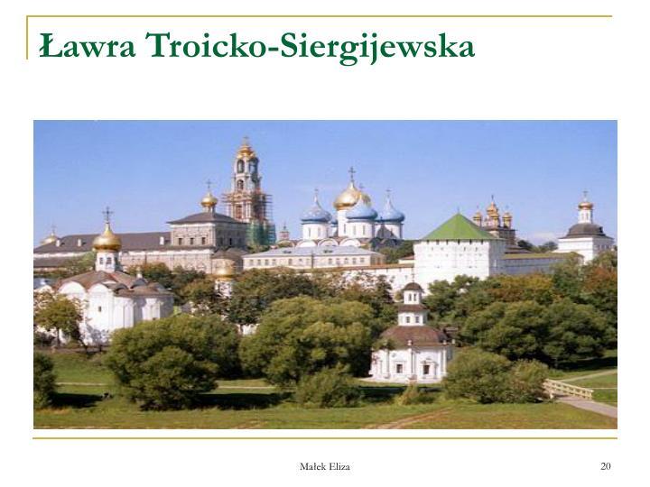 awra Troicko-Siergijewska