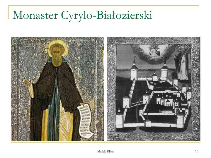 Monaster Cyrylo-Biaozierski
