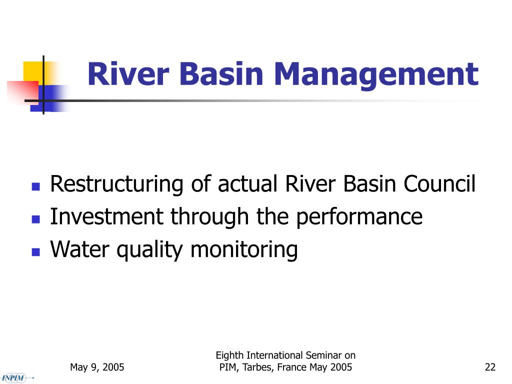 River Basin Management