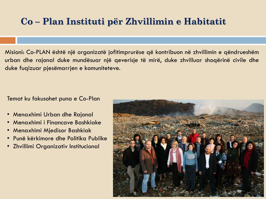 Co – Plan