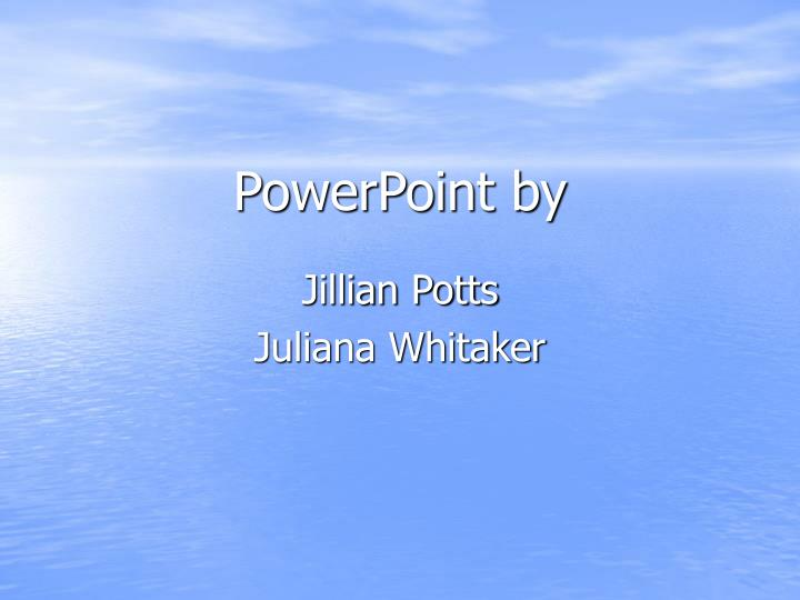 PowerPoint by