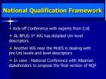 national qualification framework12