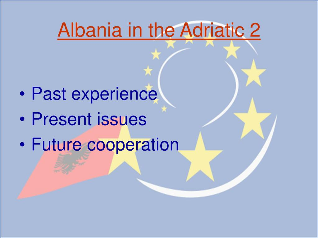 Albania in the Adriatic 2
