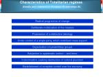characteristics of totalitarian regimes details and comments in european dictatorships 2 9