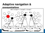 adaptive navigation presentation15