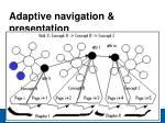 adaptive navigation presentation19