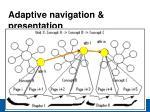 adaptive navigation presentation21