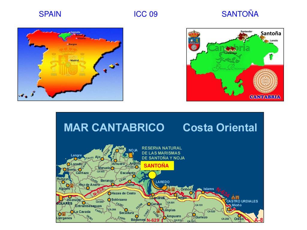 SPAIN                                  ICC 09                              SANTOÑA