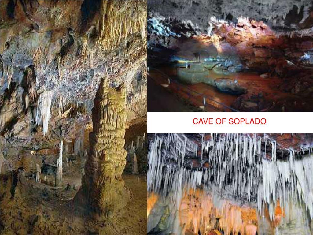 CAVE OF SOPLADO