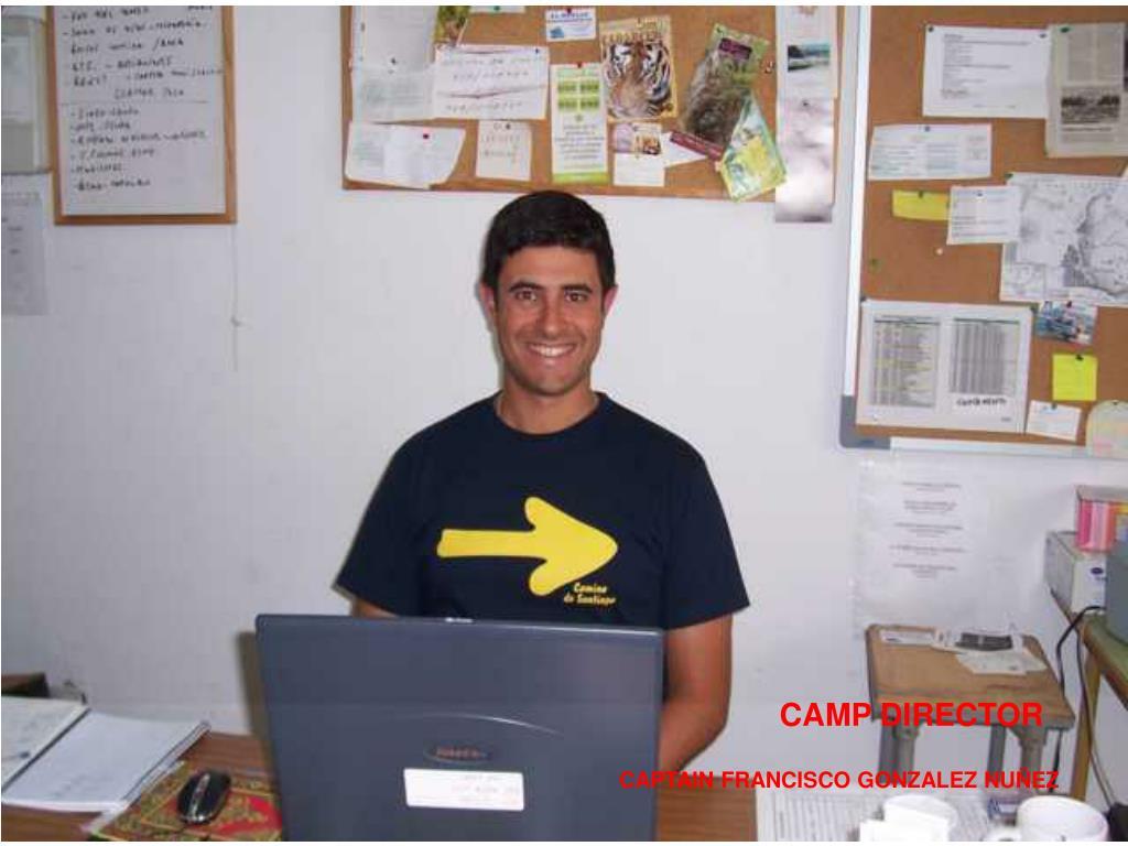 CAMP DIRECTOR